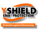 YSHIELD PROTECTING FROM ELECTROSMOG